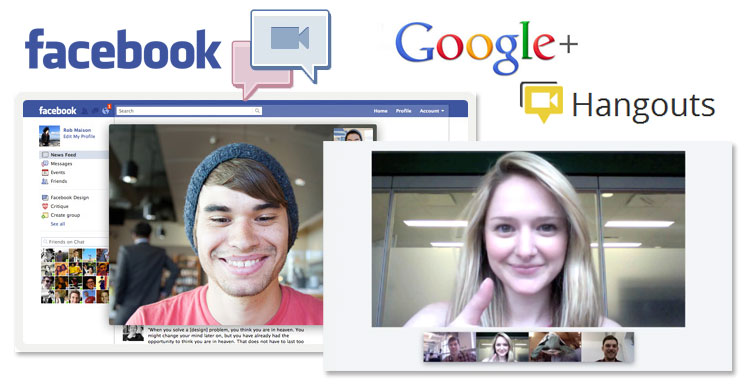 Why hangouts is popular with dating sites