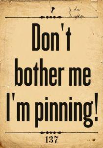 Pinterest Pinning Sigh | Pinterest Humor