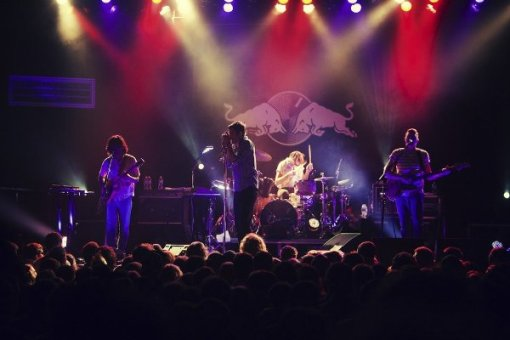 Yeasayer in Red Bull Concert Series